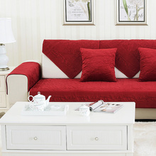 6 Colors Contracted And Contemporary Plush Sofa Cushion