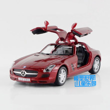 KINSMART Die Cast Metal Models/1:36 Sport-BenzSLS AMG toys/for children's gifts or for collections
