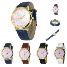 Beauty 2017 Newest Hot Fashion Women Band Analog Special Quartz Business Amazing looking Wrist Watch Dropship & Wholesale(China)