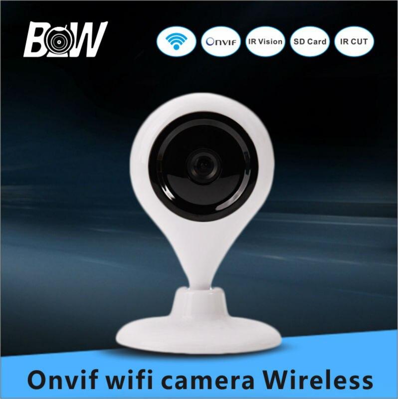 Security Wireless Wifi Camera HD 720P Smart P2P IP Box Camera Two-way Voice Intercom Motion Detection Baby Monitor BWIPC010<br><br>Aliexpress