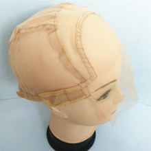 More Color to Choose Lace Front Wig Caps for Making Wigs with Adjustable Strap Glueless Weaving Cap Hairnet