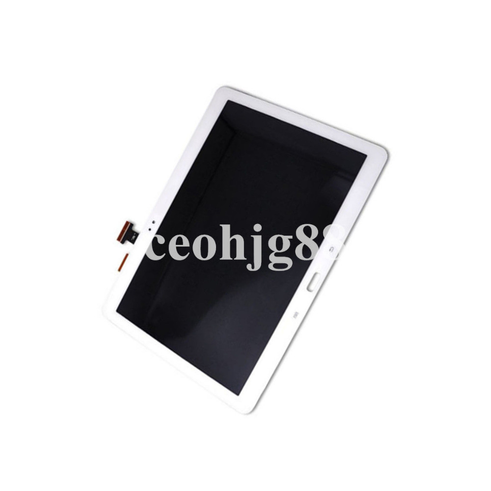 For Samsung Galaxy Note 10.1 P600 P605 LCD Display Touch Screen Digtizer Assembly Free Tools free shipping<br><br>Aliexpress