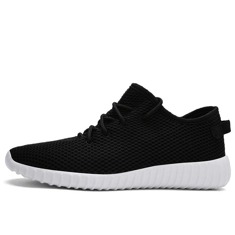 JONEY GREEN Unisex Shoes Breathable Zapato Fashion Men Shoes Light Solid YEEZY Mesh Sport Loafer Zapatillas Deportivas Hombre<br><br>Aliexpress
