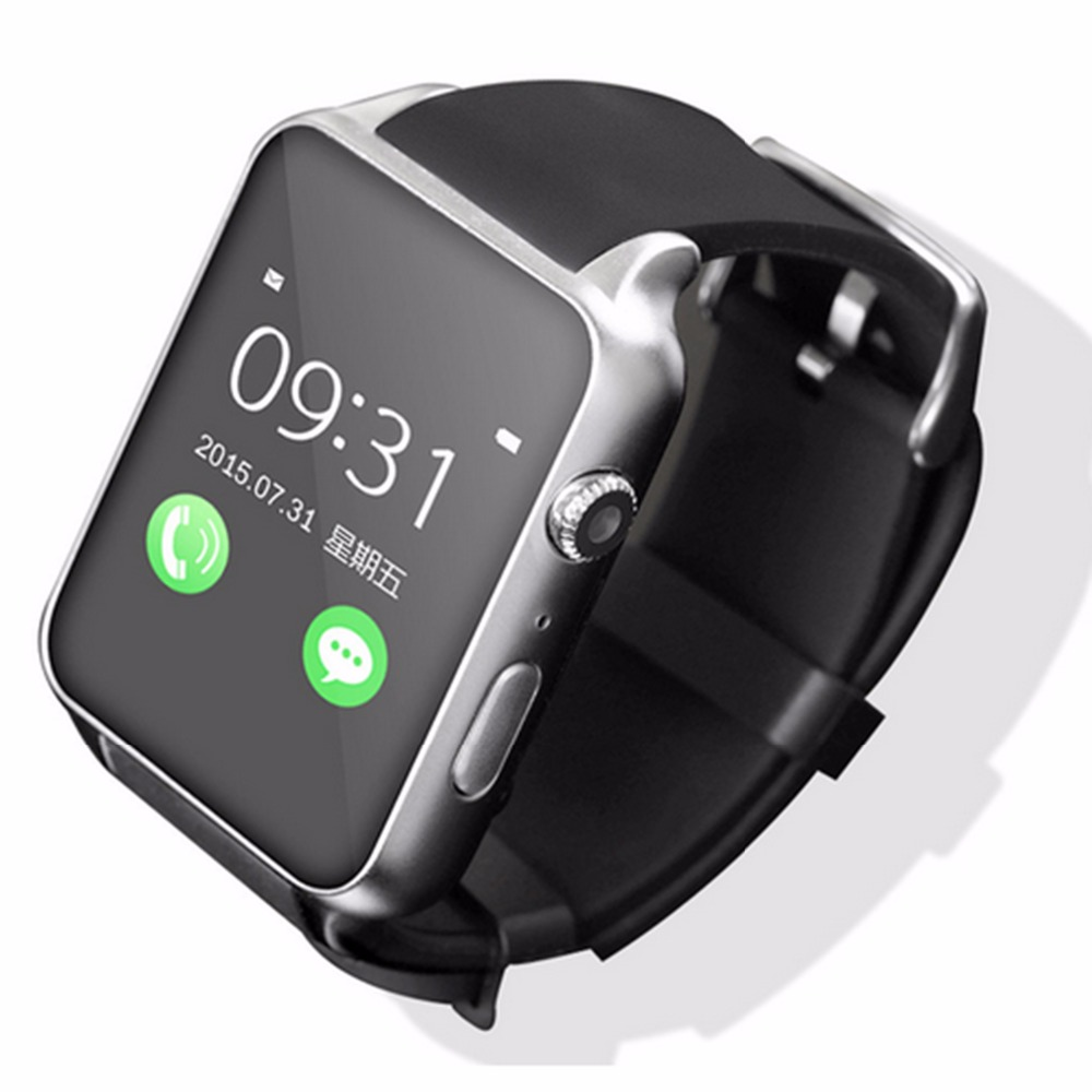 100% original GT88 Bluetooth Smartwatch phone Wrist Smart Watch Heart Rate Monitor Support TF SIM Card for apple IOS Android OS<br>