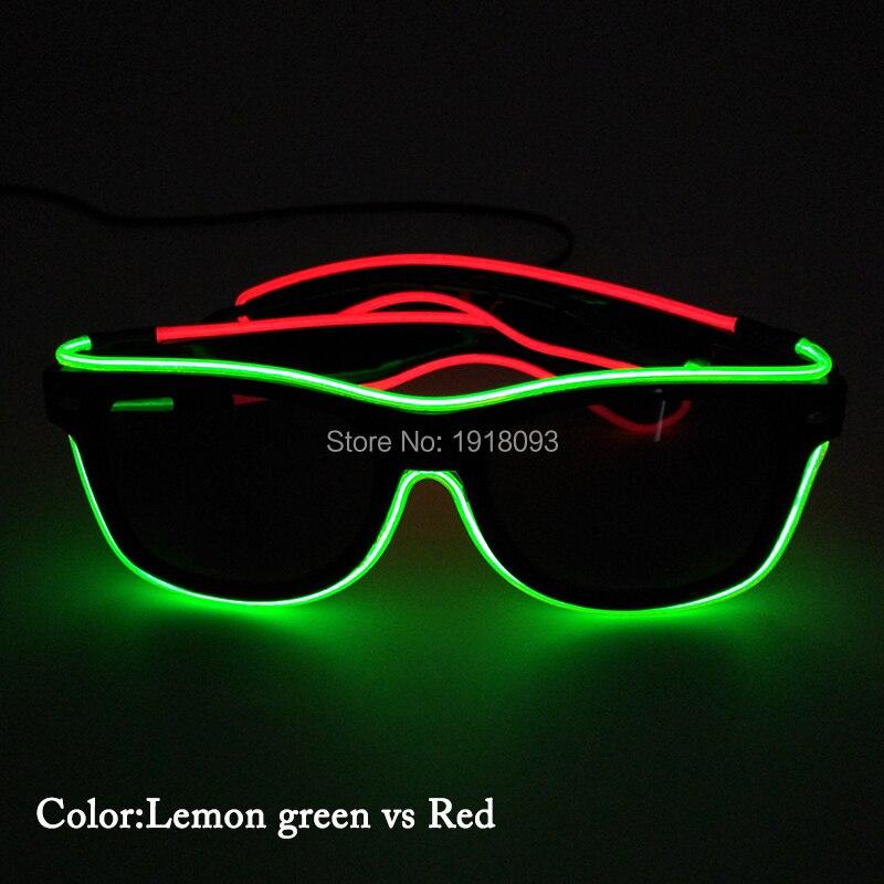 lemon green red