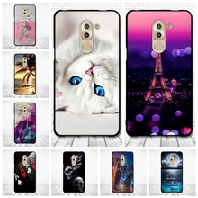 For Huawei Honor 6x Case Soft Silicone Back Cover for Huawei Honor 6X 6 X Luxury Coque Capas For Huawei Mate 9 Lite Honor 6x