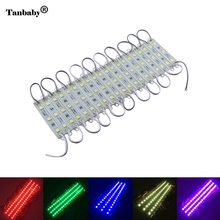 Tanbaby 20Pcs/lot 5050 3leds LED Modules IP65 waterproof,LED Sign Backlight ,Advertising Light Box Modules For Channel Letters