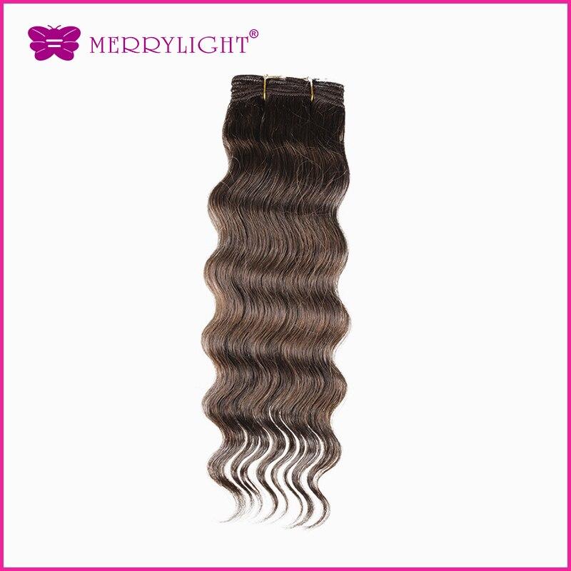 Brazilian remy hair loose wave human hair extension Color 4# 1bundle brazilian 100% remy hair extensions 100g 14inch<br><br>Aliexpress