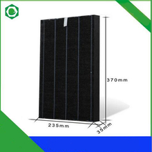 37*23.5*3.5cm Air Purifier Part FZ-200HFS HEPA Dust Collection Filter for Sharp KC-W200SW KC-Z200SW KC-70SB KC-70SW Air Purifier(China)