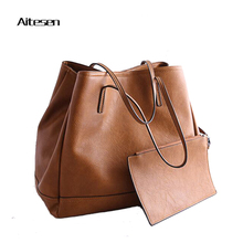 Women Louis Handtasche Crossbody Bags PU Leather Handbacks Michael Handbags Lady Luxury Neverfull Bolsa Brand Feminina De Ombro(China)