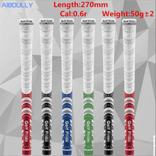 Free shipping mens original quality GP2013 newest multi compound whiteout golf club grips 10pcs/lot 4 colours instock