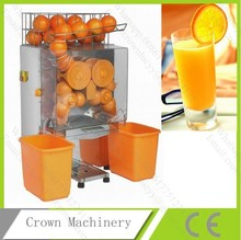 110V 220v stainless steel electric citrus orange juicing machine/ orange juicer/orange juice press/squezzer/exractor machine