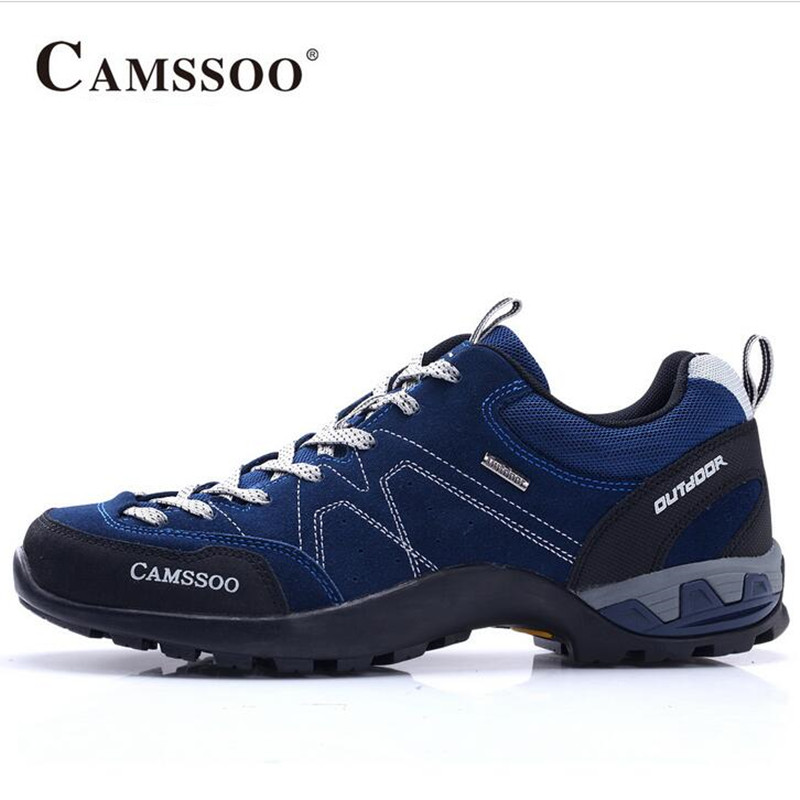 Outdoor shoes Men Breathable Waterproof Camping Men Outdoor Hiking shoes Walking Trekking Climbing Shoes Mountain lovers Sneaker<br><br>Aliexpress