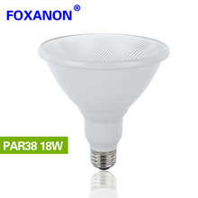 Led Par38 Par30 Par 20 Bulb E26 120V Spotlight  Dimmable 7W 13W 18W Led Lamp USA UL Certified For Mall or Home decorating