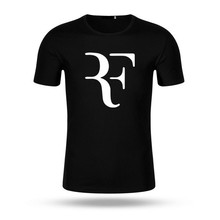 Summer Fashion Letter Printed Messi T Shirt Superstar Nadal T-shirts 2017 Men's Roger Federer Fitness T-shirt Hip Hop Tops Tee