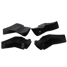 POSSBAY 4PCS Car Mudguard Accessories Mud Flaps Splash Guards Cover Fender For Subaru Outback 2015 Automobiles Accessories(China)