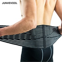 Men's Waist Trainer Women's Body Shaper 1Pc Sport Corset Breathable Belt Protection Back Fitness Protective Waist Gear