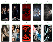vcustom 2016 Newest hybrid plastic Case Agents of S.H.I.E.L.D white hard cases for Huawei Ascend W1(China)