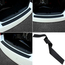 Car Styling SUV Body Rear Bumper Protector Trim Cover Protective Strip for DAIHATSU key terios sirion yrv charade accessories