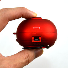 Portable Speaker Mini Speaker with Multi-Colors Wireless Ball Speaker Supports TF card for Phones Laptop
