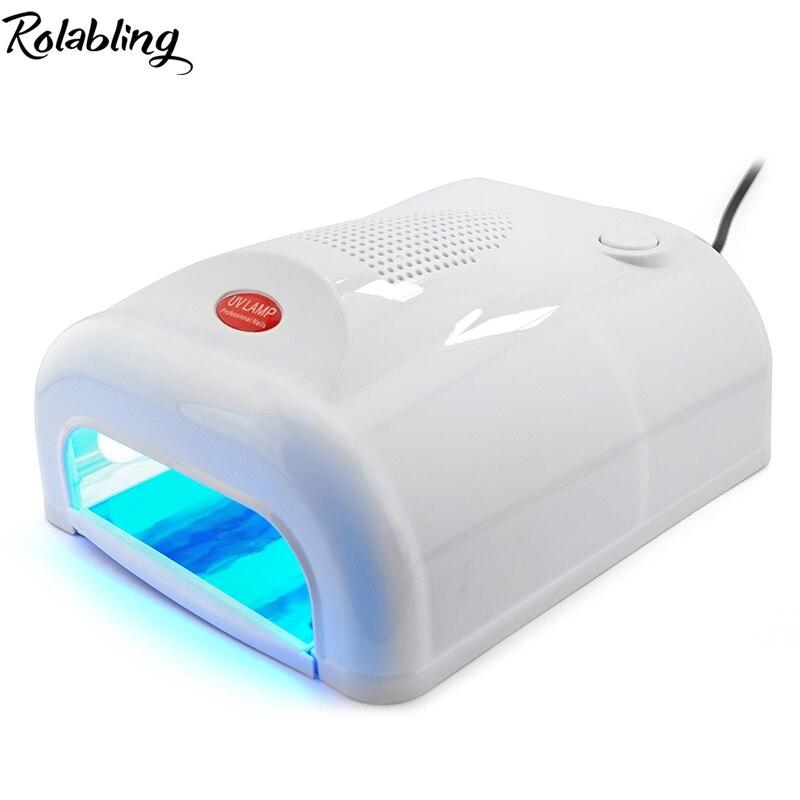 2017 Rolabling 36w UV lamp Light Therapy Machine UV light Therapy Lamp With Fan Light Therapy Machine Ultraviolet Light<br>