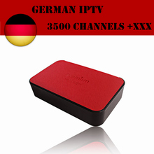 AVOV TVonline Android IPTV TV Box Europe German iptv 3500+ Channels 20K VOD XXX IPTV Channel free 1 Year Media player KO Mag254(China)