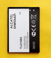 1900mAh New Original TLi019B2 Battery for ALCATEL one touch POP C7 OT-7041 7041D dual CAB1900003C2 Mobile Phone Batteries