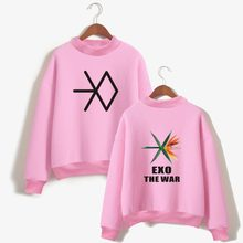 Buy LUCKYFRIDAYF K-POP EXO New Album THE WAR Hoodie Sweatshirt Men Korea Popular Idol Hoodie Sweatshirt Women Fashion Casual Clothes for $16.73 in AliExpress store