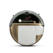 Automatic Timing Robot Cleaner Ultra-silence Intelligent Vacuum Cleaner for Home and Office(China)