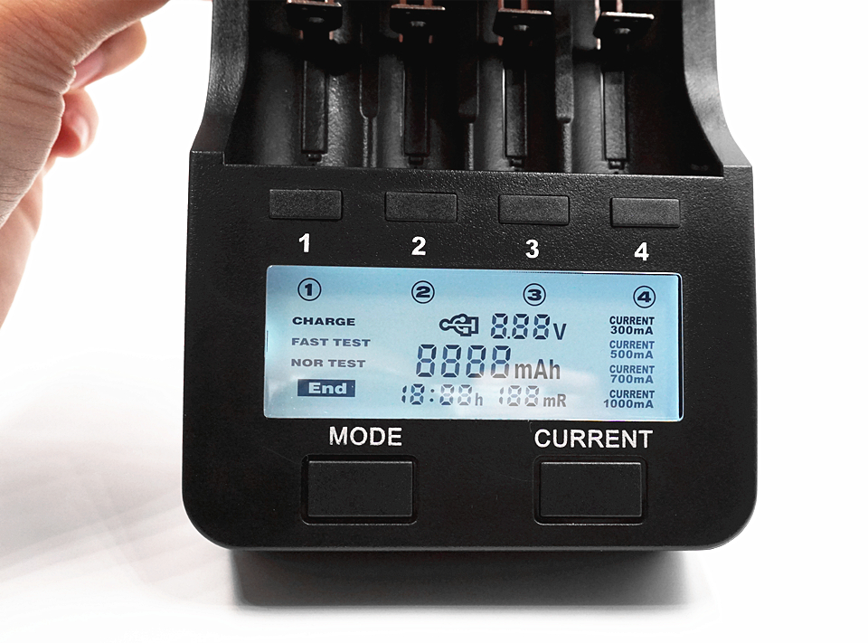 LiitoKala Lii500 18650 Battery Charger  (21)
