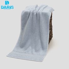 DARIS 100% Cotton Antibacter Towel Set Hand Face Bath Towels Wholesale For Adults Luxury Cleaning Shower Brand Towel Absorbent