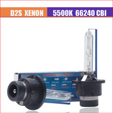 2017 Special Offer New Free Shipping 2x D2s Xenon Bulb Car Headlight 66240cbi Original For All Cars 12v35w 5500k 4300k