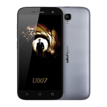 Original Ulefone U007 MTK6580A Quad Core Cell Phone Android 6.0 HD 5.0 Inch Mobile Phone 1G RAM 8G ROM 2200 mAh Smartphone