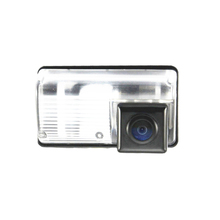 Free shipping for Toyota Corolla 2010 2011 2012 2013 Car Parking camera 100% Real HD CCD Rear view backup camera from Hetida