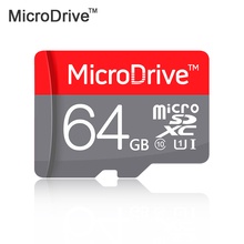 Micro Card 64G 8G 16G 32G Micro SD Card 64GB Memory Cards Flash SDXC SDHC TF card  with package