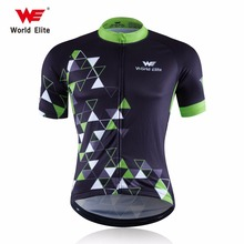 WORLD ELITE WE 2018 Cycling Jersey MTB bike Jersey cheap-clothes-china Short Male Maillot Cycling Clothing Men Pro Team(China)