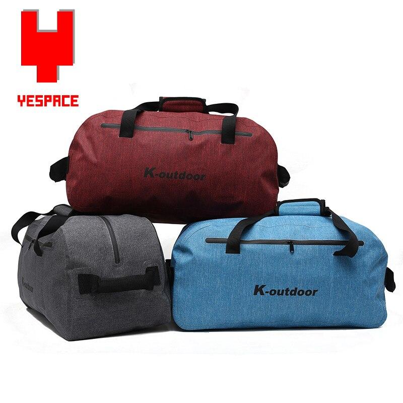 Style Oxford TPU Material waterproof gym bags dry bag  women/man  camping dry bag zipper hand travel bag KQ0047<br><br>Aliexpress
