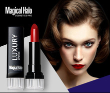 Magical Halo Long Lasting Matte Lipstick Waterproof Lip Cream Shimmer Lip Stick Nude Vampire Korean Makeup Batom Maquiagem(China)
