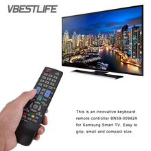 VBESTLIFE Remote Control Replacement for Samsung BN59-00942A Smart TV Remote Control Television Controller