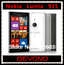 Nokia Lumia 925 Original Unlocked Windows Mobile Phone 8 4.5'' 8MP WIFI GPS 3G&4G GSM 16GB internal Storage Dropshipping(China)