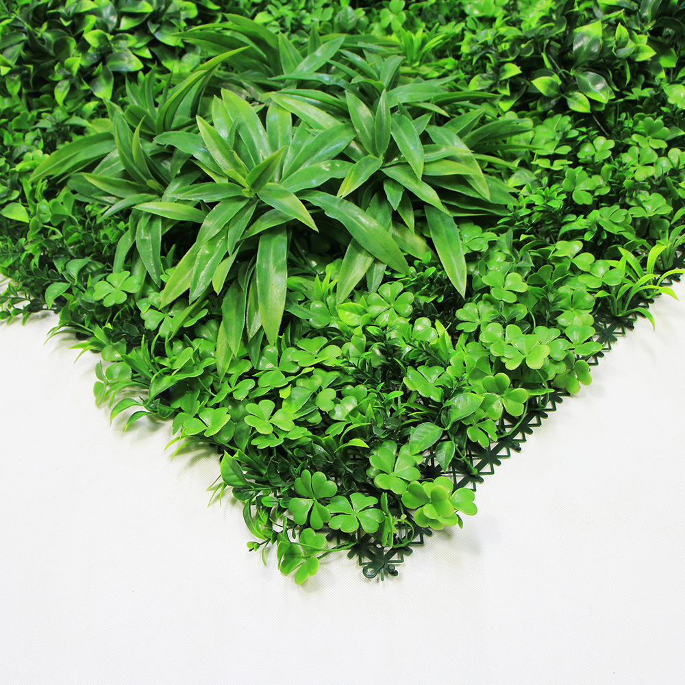 Artificial Boxwood Panels Hedge Wall Privacy Screen Topiary Plant 1x1m Greeny Walls DIY Mats Fencing Backyard Garden Decoration7