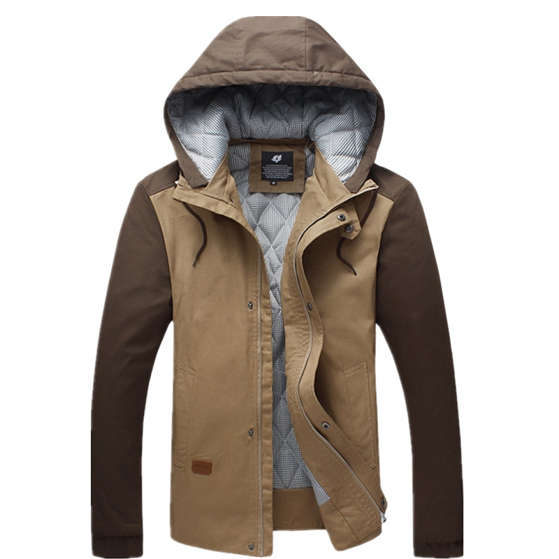 2015 New Arrival Fashion Men Winter Cotton-Padded Coat Jacket Winter High Quality Parka Plus Size M-5XLОдежда и ак�е��уары<br><br><br>Aliexpress