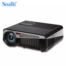 3000 Lumens Smart LED Projector 3D TV Android Projector Full HD 1080P Home Theater Business WIFI Projector AC3 Bluetooth(China)