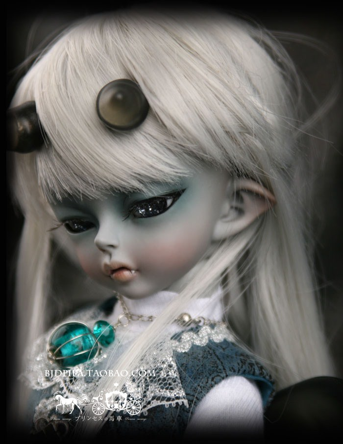 Free shipping !free makeup&amp;eyes included!top quality 1/6 bjd doll toy soom lami little demon dragon fancy baby model  Hobbies <br><br>Aliexpress