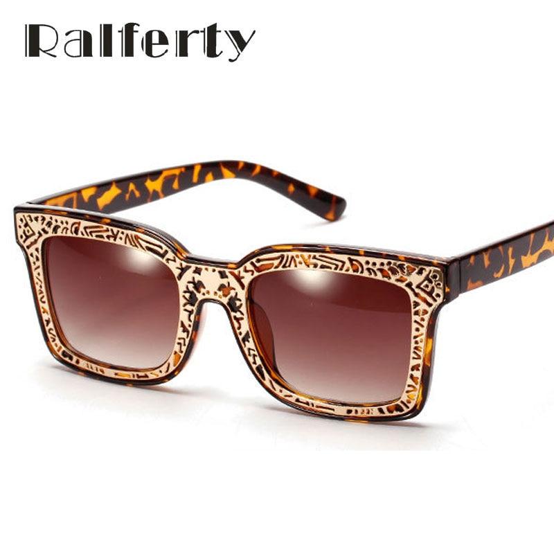 Ralferty Vintage Ladies Big Square Sunglasses Women Brand Designer Retro Sport Sun Glasses Female Shades Oculos lunettes 0021<br><br>Aliexpress