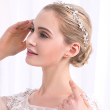 Miallo Bride Tiaras Head Jewelry Bride Hair Decoration Women Tassel Headbands Butterfleis Fashion Wedding Hair Accessories
