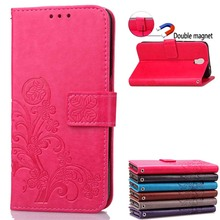 Leaf Leaves Leather Phone Case For Umi Rome X Cover Cases For Umi Rome X Wallet Mobile Part Accessories