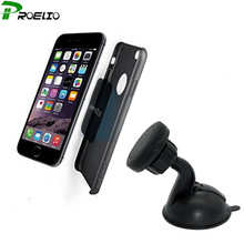 Buy Universal Magnetic Car Phone Holder Windshield Mount Suction Cup Mobile Phone Holder iPhone 5S 6s 7 plus Samsung Xiaomi GPS for $2.99 in AliExpress store