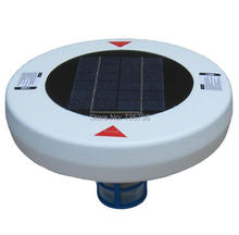 Save on Pool Chemicals with Solar Pool Ioniser Algae Killer Water Purifier Cleaner Saves $$$(China)