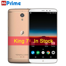 Original PPTV King7 7S Mobile Phones 4G LTE Smartphone 6.0 Inch IPS 2.5D 2K king 7 Helio X10 Octa Core Android Touch Cell phone